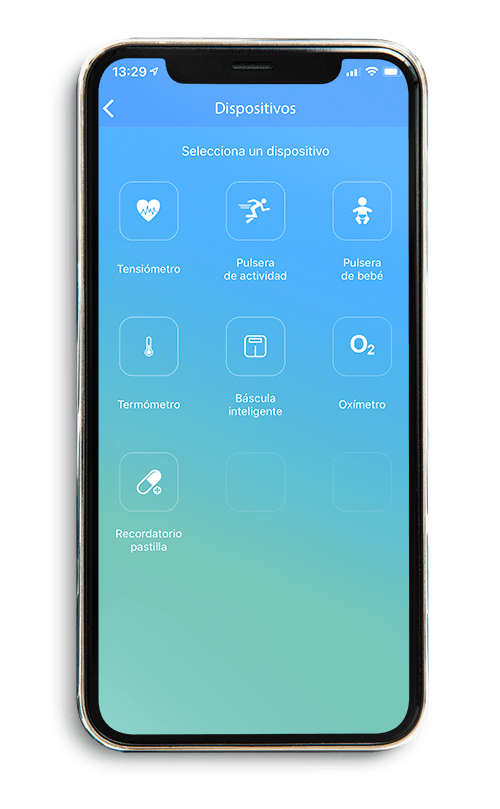 LifeVit App Dispositivos