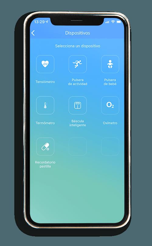LifeVit App Dispositivos