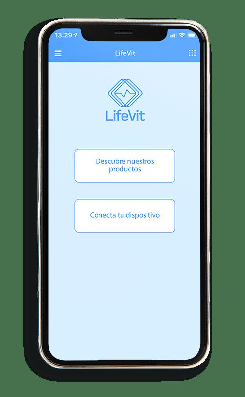 LifeVit App acceso