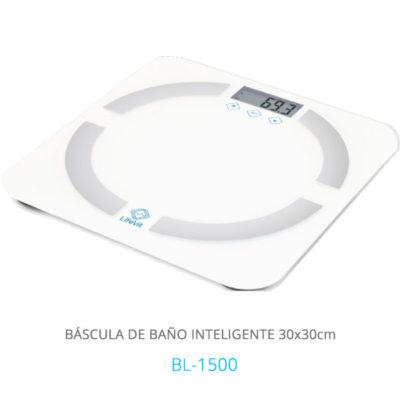 LifeVit báscula bioimpedancia