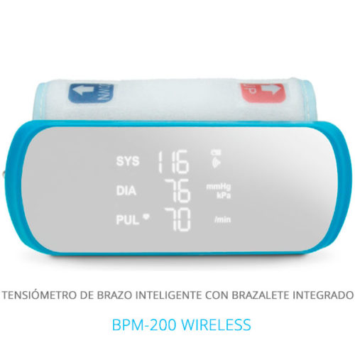 LifeVit tensiómetro de brazo wireless