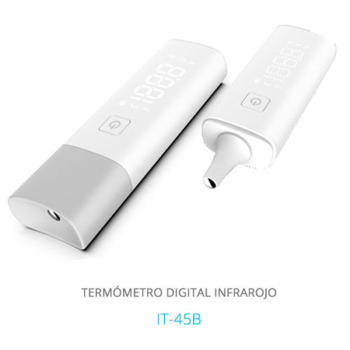Termómetro frente/oído IT-45B, frontal