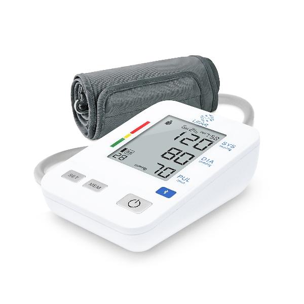 Tensiómetro de brazo bluetooth BPM-160