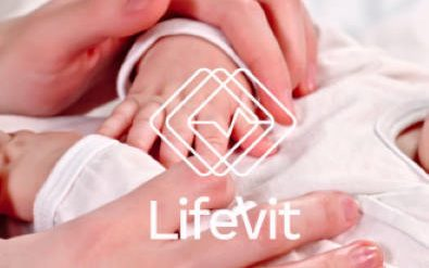LifeVit termometro de bebé