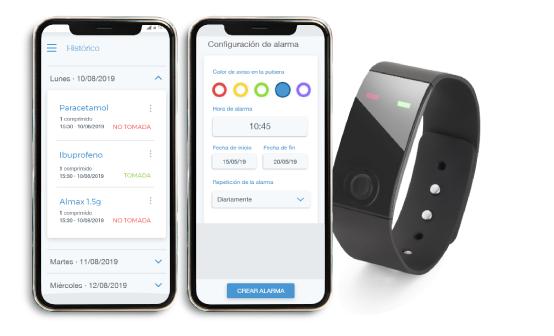 Pulsera Medicaicon App