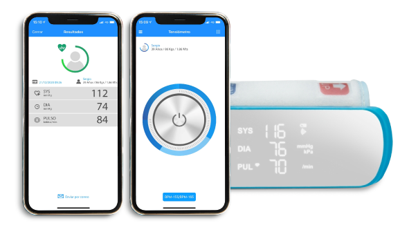 Tensiometros App